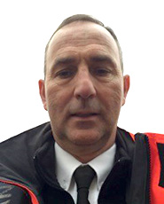 Captain Keith McLean Member ISPO IUG boardmember pilot Association of Forth Pilots Edinburgh Scotland