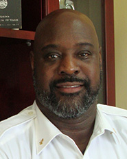 Captain Kurt Duncan Vice-chairman ISPO IUG boardmember pilot Trinidad and Tobago Pilots Association
